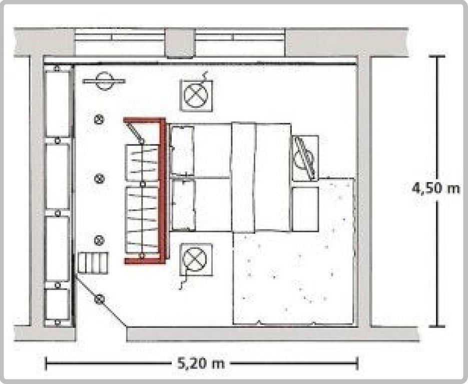 Madrid se alquila c mo organizar un vestidor en casa sin for Enchufes planos para detras muebles