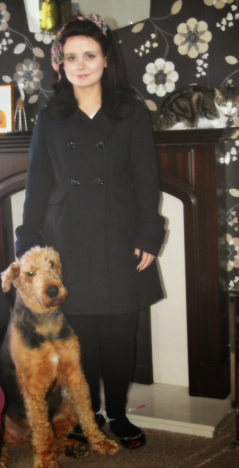affordable vintage coat