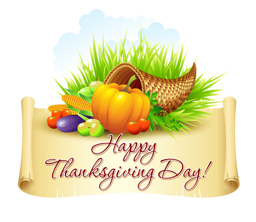 Happy Thanksgiving Day Emoticon