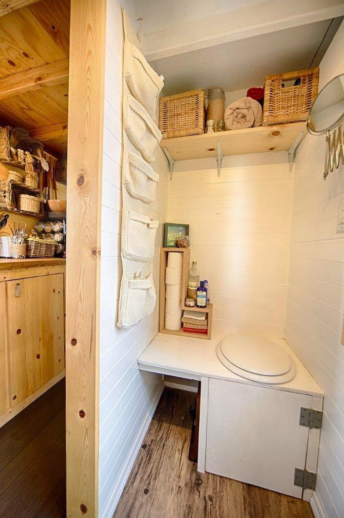 Dise o de cocina peque a y funcional cocinas y ba os reposteros encimeras pisos duchas - Duchas pequenas ...