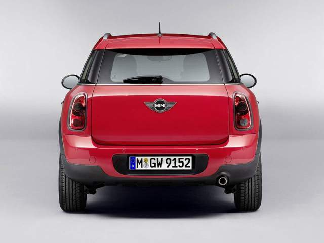 Mini countryman new 2013