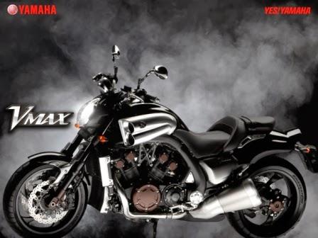 Yamaha VMAX, Muscle 1700cc Dibanderol Rp 500 juta, Edian!