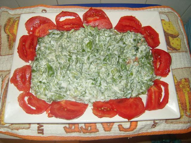 değişik salata tarifi