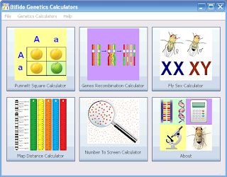 Bifido Genetics Calculators