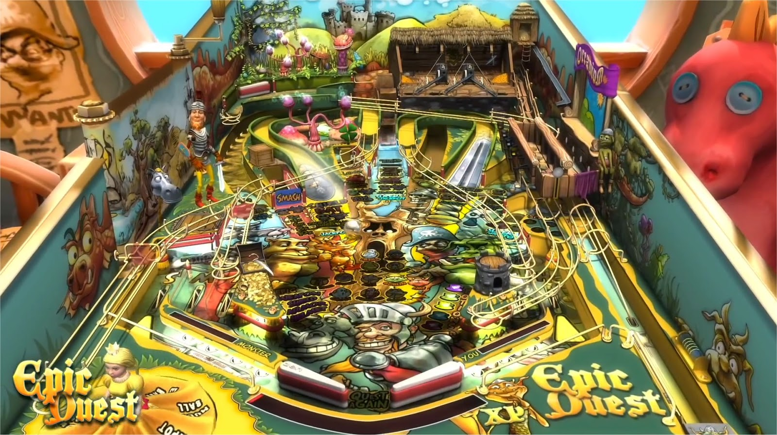 Pinball FX2 Table 2