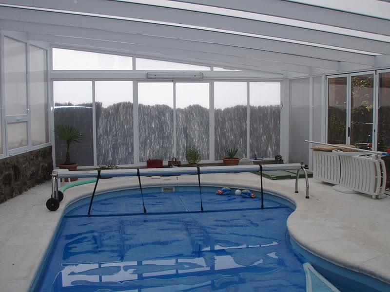 Precios de cubiertas para piscinas cubierta de lamas box - Cubierta piscina precio ...