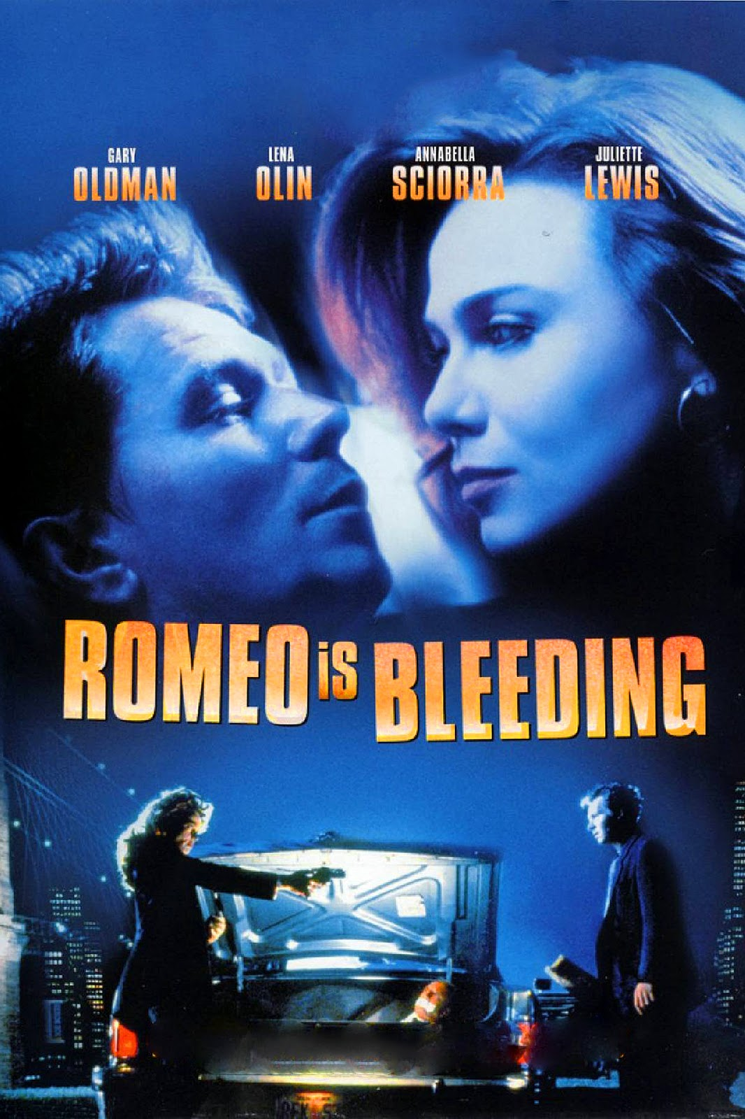Romeo is Bleeding (1993) BrRip 1080p Dual