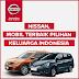 Nissan, Mobil terbaik pilihan keluarga indonesia 2016