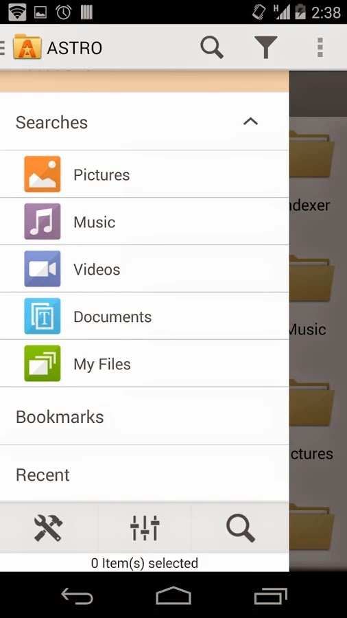 ASTRO File Manager with Cloud PRO v4.5.629