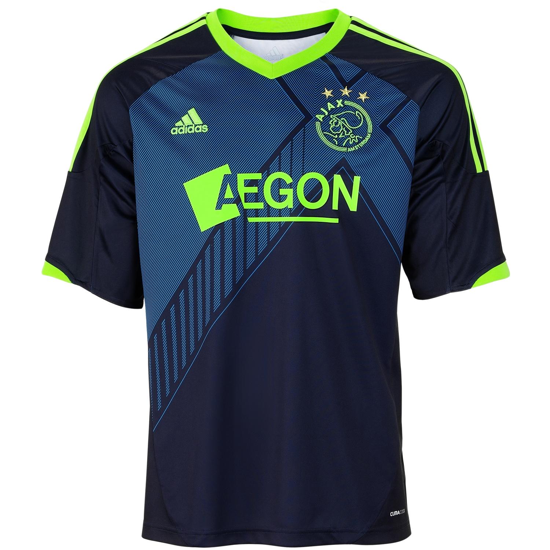 Ajax-uitshirt 2012-2013 - Camiseta Ajax visitante 2012-2013