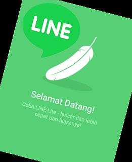 Download Line Lite : Cara Menggunakan Line Dengan Cepat Dan Hemat Quota cover