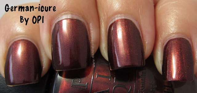 OPI Germany German-icure by OPI
