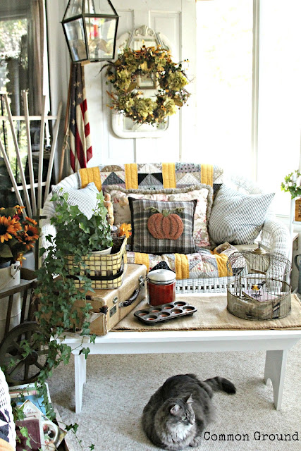 IMG 1267+2 Vintage inspired French Country home tour