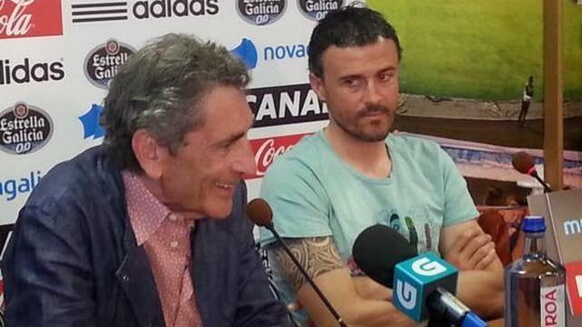 انريكي يستقيل من سيلتافيغو تمهيدا لخلافة مارتينو في تدريب برشلونة