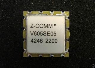 Z-COMM VCO 1700MHz-1980MHz, V605SE05, STYLE S
