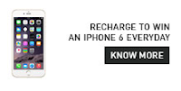 Snapdeal Recharge to Win Contest: 1 LUCKY WINNER WINS AN IPHONE EVERY DAY : BuyToEarn