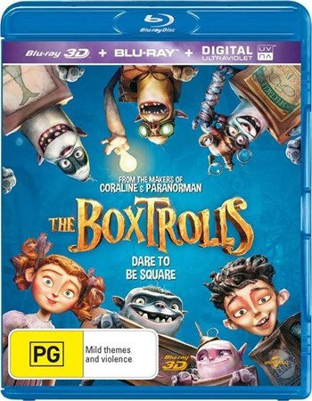 The Boxtrolls 1080p HD Latino