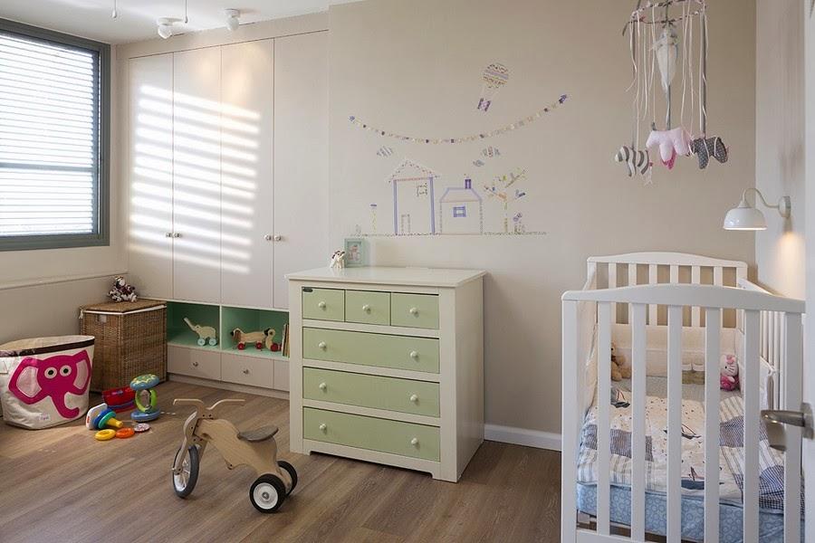 amenajari, interioare, decoratiuni, decor, design interior , apartament, gri, albastru , galben, camera copii