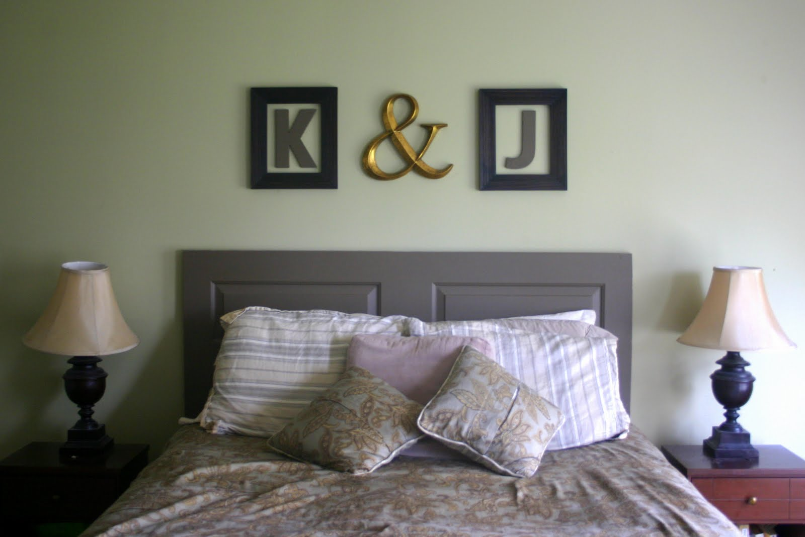 Homemade Door Headboards Images