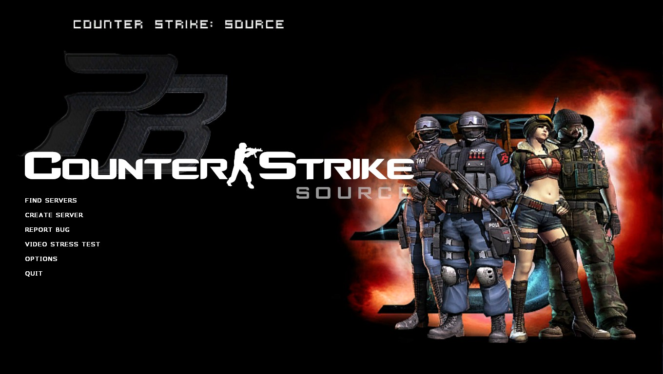 counter strike source point blank mod download