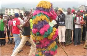Image result for ado-ekiti masquerades