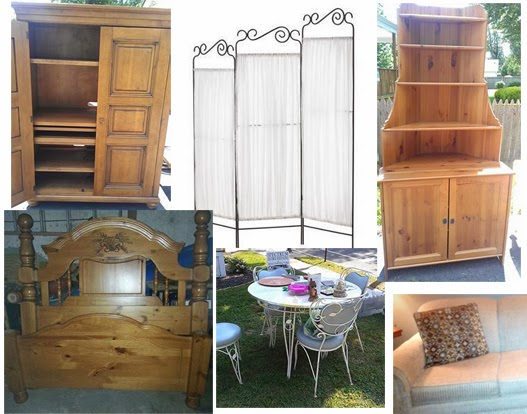 Mercer county yard sale community blog for Furniture yard sale