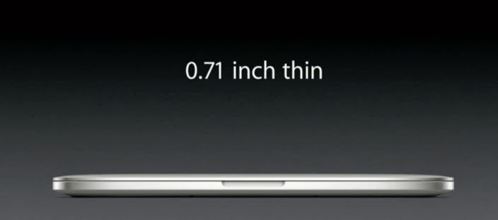 Thinner, lighter MacBook with Retina display and Thunderbolt 2: Apple MacBook