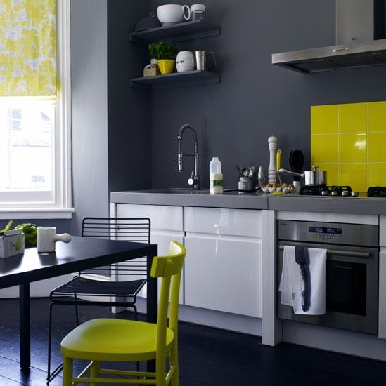 El Color Para La Cocina Kansei Cocinas Servicio Profesional De