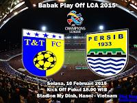 Hanoi T&T vs Persib Liga Champions Asia 2015