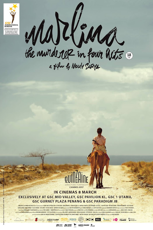 8 MAC 2018 - MARLINA THE MURDERE IN FOUR ACTS (Indonesia)