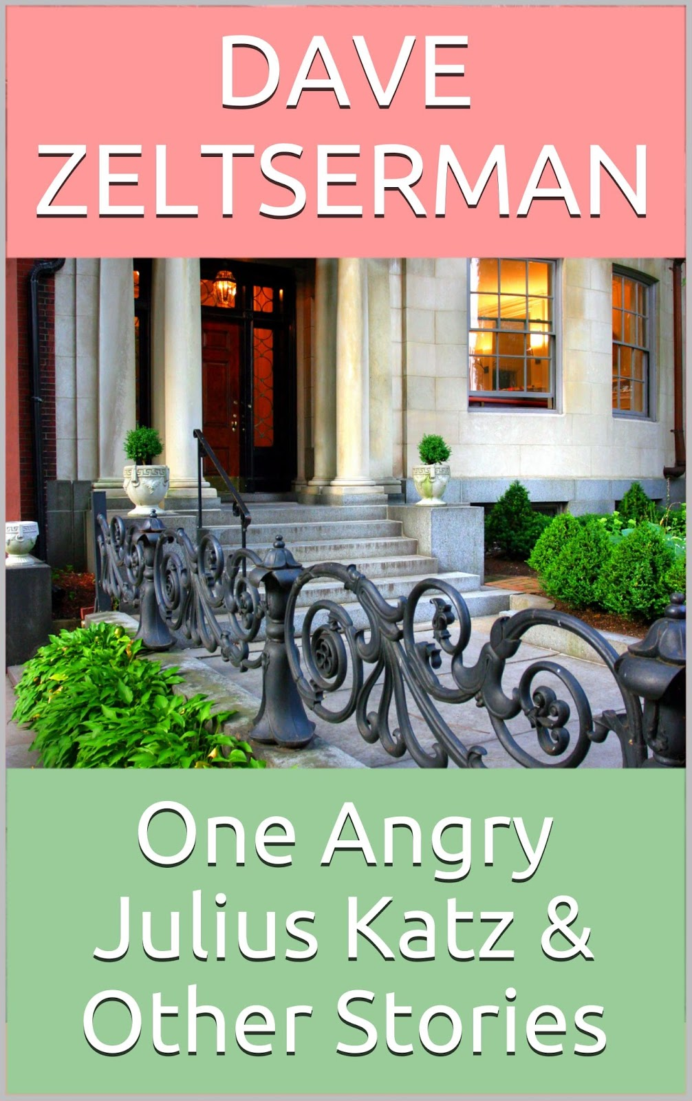 small crimes one angry julius katz and other stories on sale now. Black Bedroom Furniture Sets. Home Design Ideas