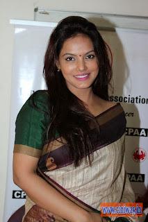 Neethu-Chandra-Stills-in-Saree