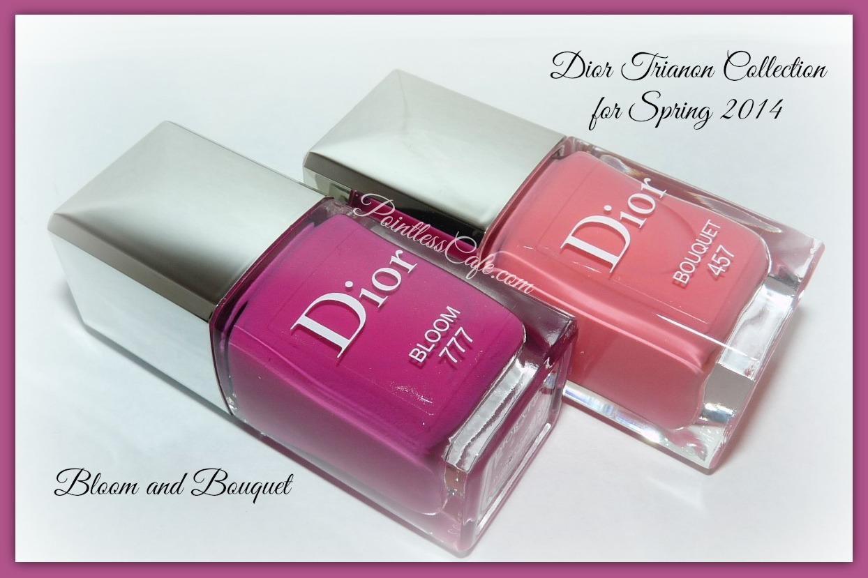 Popular Dior Trianon Collection for Spring