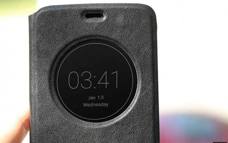 Doogee Y200 Multi-functional Hall Leather Case