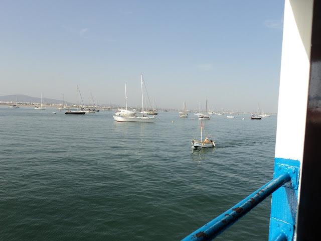 Anchoring in culatra