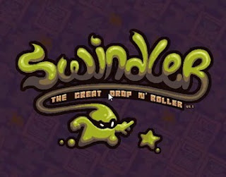 Swindler walkthrough.
