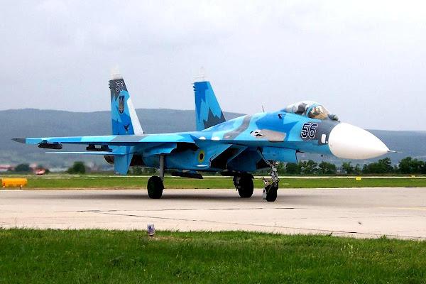 Sukhoi Su-27 Flanker (Gambar 1). PROKIMAL ONLINE Kotabumi Lampung Utara