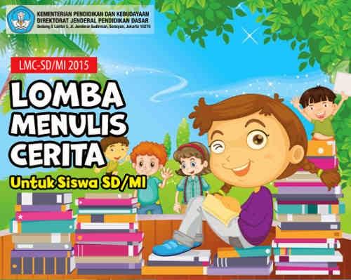 Lomba Menulis Cerita (LMC) SD/MI 2015