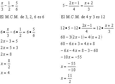 Las Matemáticas B en 4º de Secundaria (El Blog de Chema): Tema 3 ...