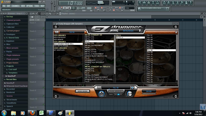 download ezdrummer free