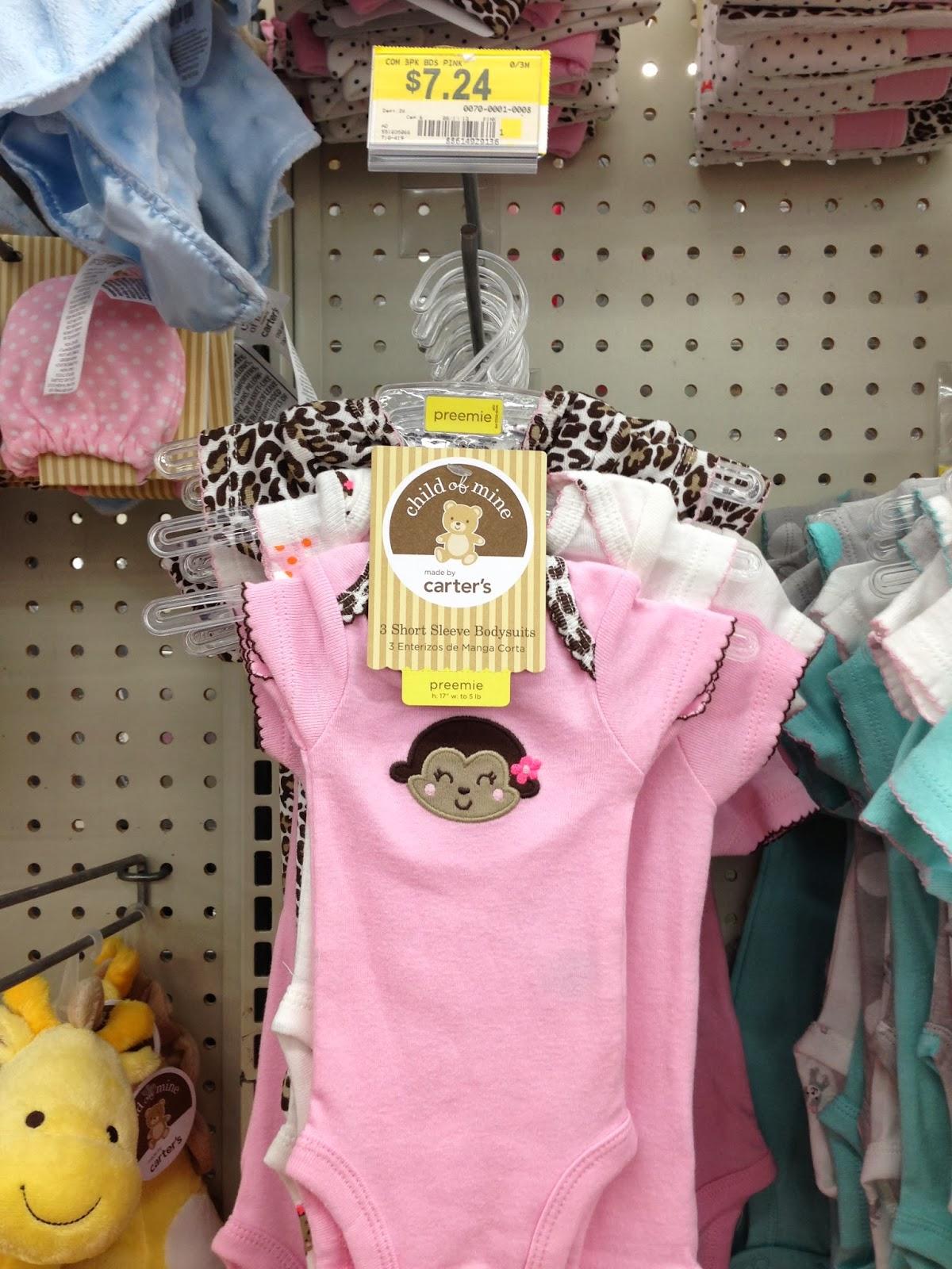 Creating Kidstuff: More Bitty Baby Clothing Options--Walmart preemie ...