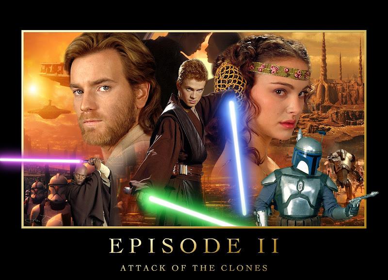 Star Wars : Episode II – The Attack of the Clones (2002) mtvretro.blogspot.com