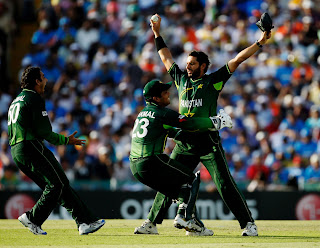 Pakistan made their route to semi-final after getting six victories from seven games