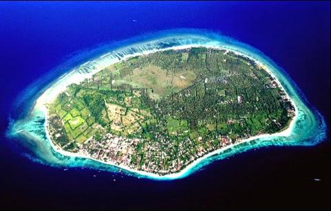 Gili Trawangan island - West Lombok Indonesia