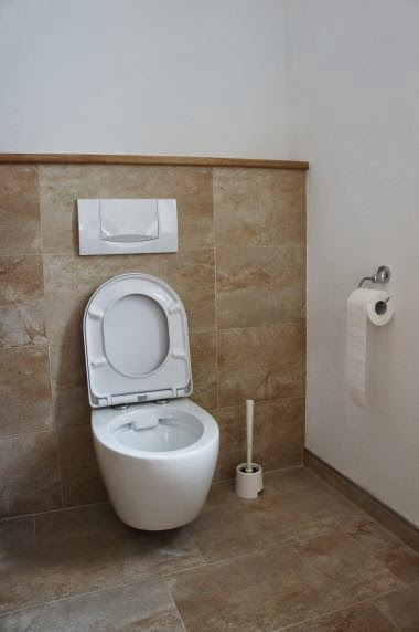 plain white eine neue g stetoilette. Black Bedroom Furniture Sets. Home Design Ideas