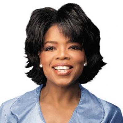 oprah winfrey body. Winfrey launched the Oprah