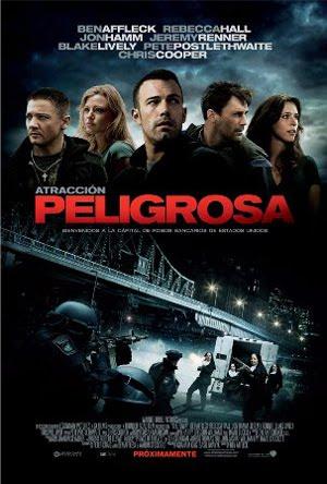 ATRACCIÓN PELIGROSA (The Town) (2010) Ver Online - Español latino