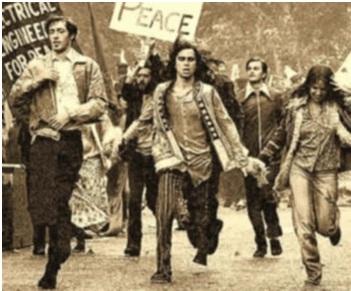 Movimento hippie - Hippies anos 70 ...