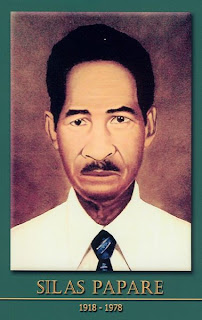 gambar-foto pahlawan nasional indonesia, Silas Papare