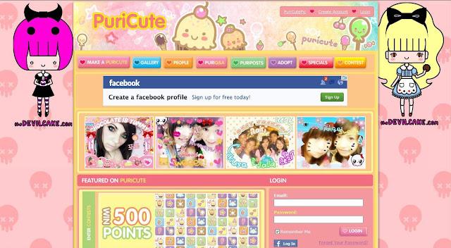 Online purikura